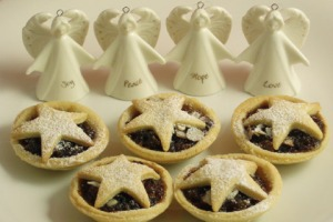 Mince-pies-angels