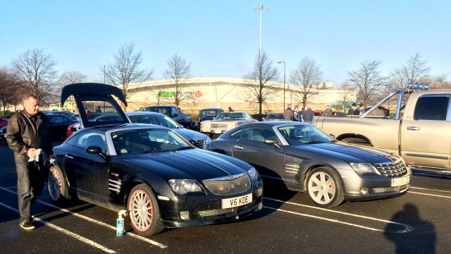 01-January-Trafford-Centre-American-Car-Meet