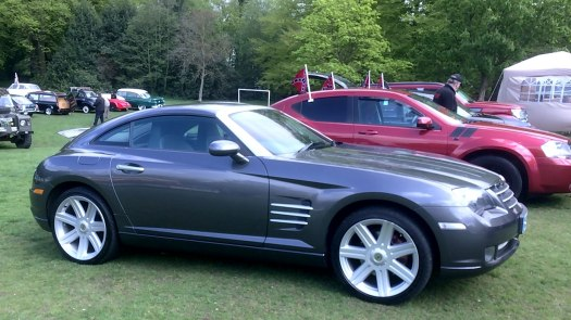 04-April-Glossop-Car-Show